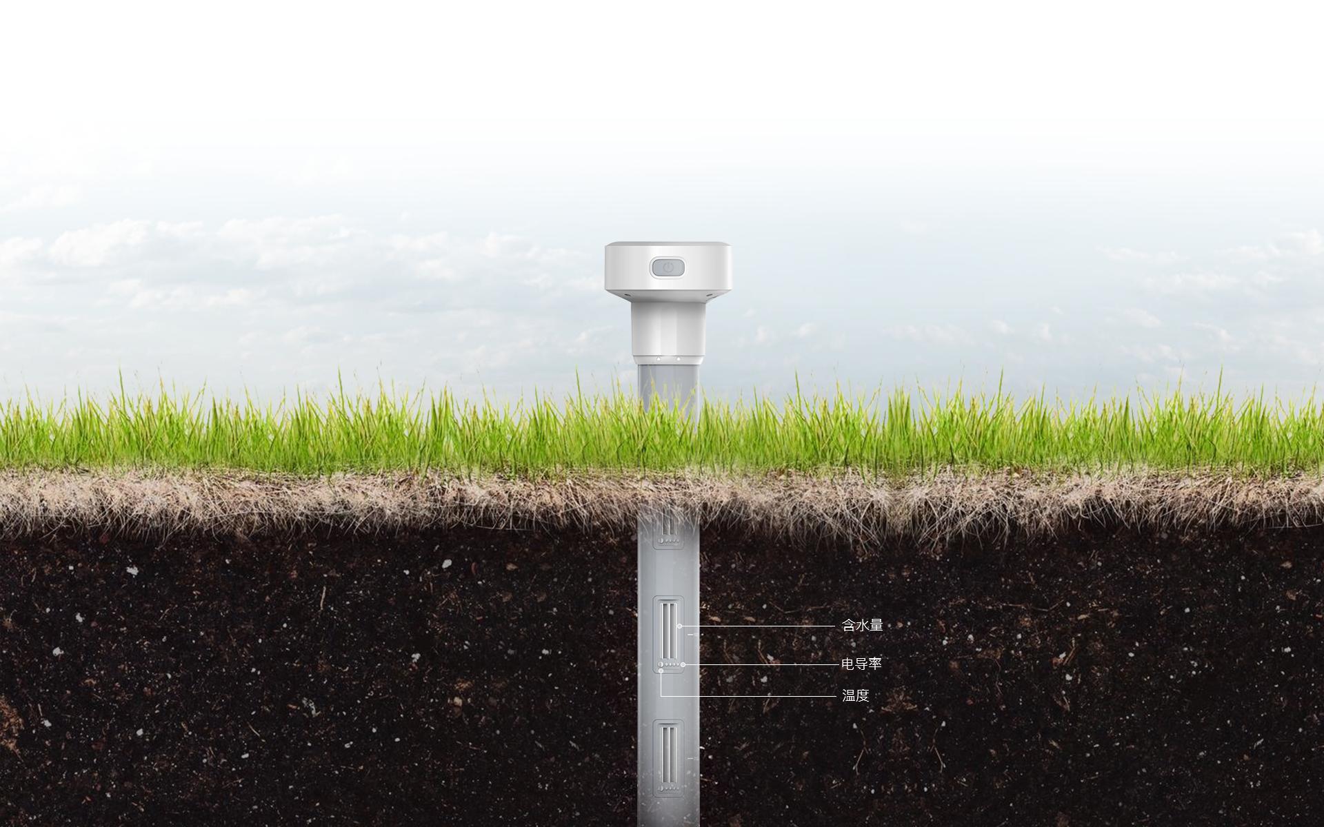 Detección de suelo de cinco capas